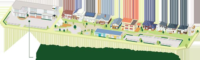 クレバリーホームの集大成「住宅館」が活用できます